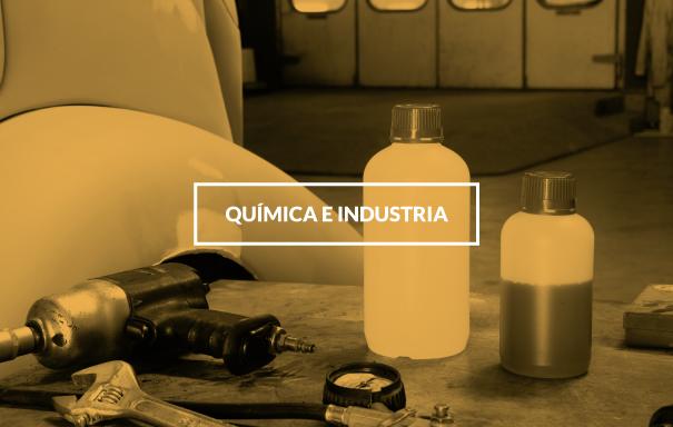 Envases plásticos para sectores químicos e industriales